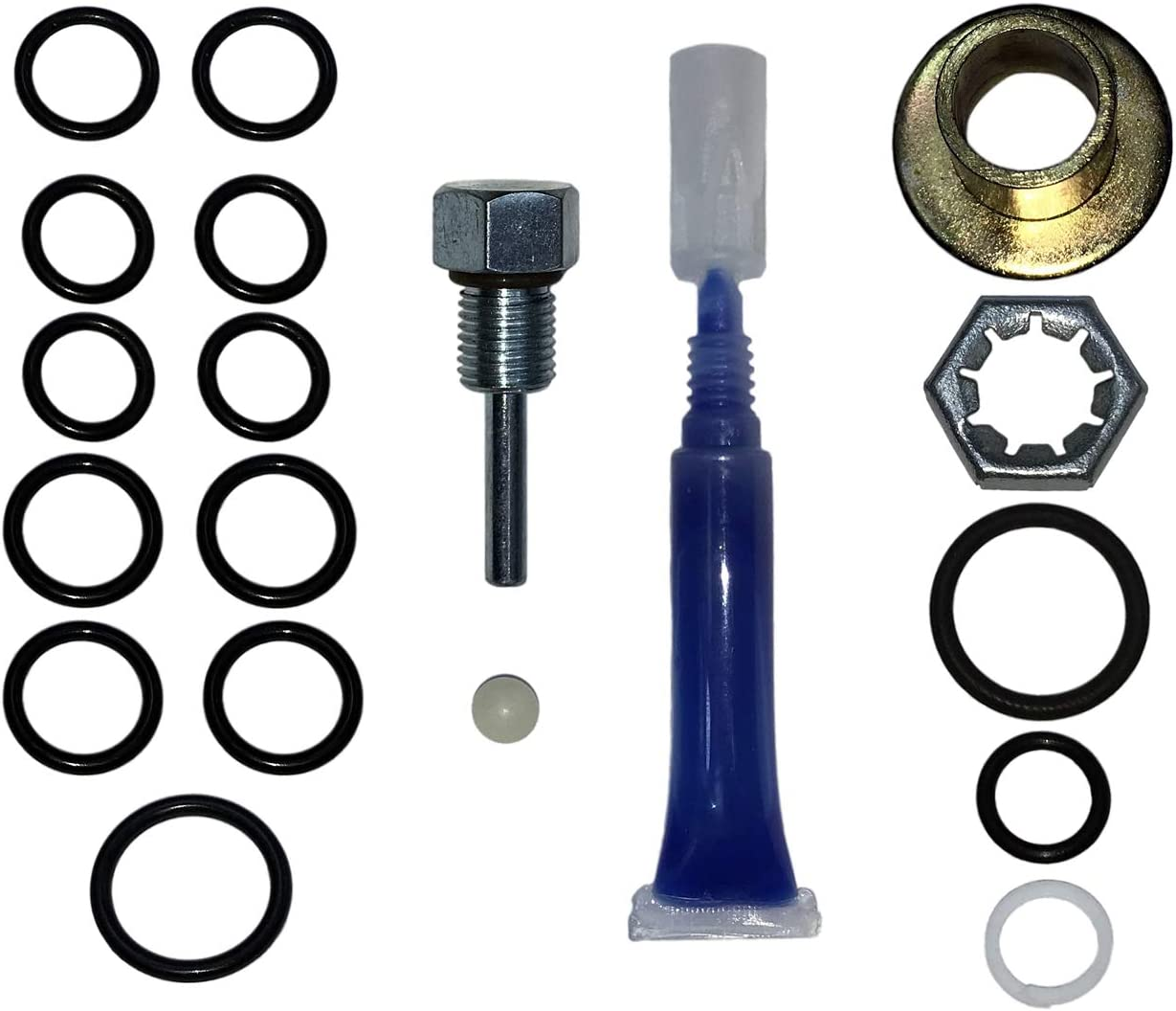 TamerX Diesel Same day shipping High Pressure Oil Pump Ford Seal Powerstro Kit We OFFer at cheap prices for