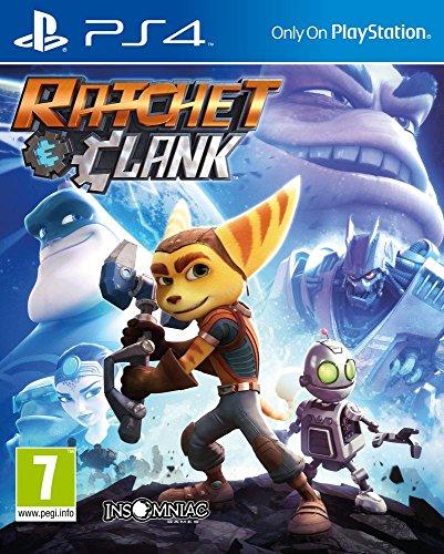 Ratchet & Clank (PS4) Spielbar im Deutsch