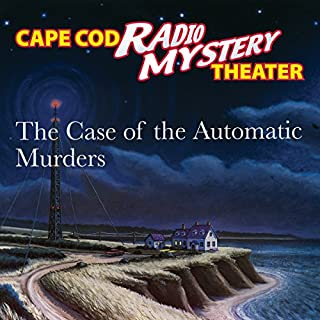 The Case of the Automatic Murders cover art