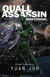 Quall Assassin: Talaza's Contract (Citadel 7 Book 5) (English Edition)