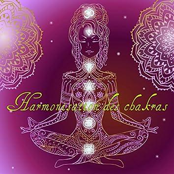 Harmonisation des chakras – Musique énergisante et sons relaxants pour l'ouverture des chakras, éveil des sens et bien-être général