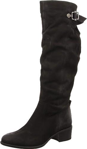 SPM 15408387 - botas de Piel Lisa para mujer