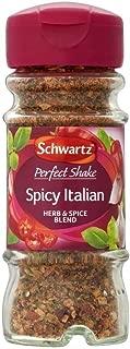 Schwartz Perfect Shake Spicy Italian Herb & Spice Blend (40g) - Pack of 6