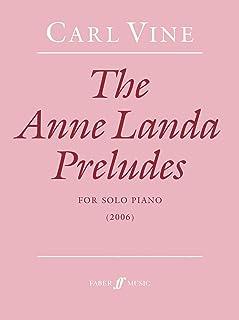 The Anne Landa Preludes (Faber Edition)