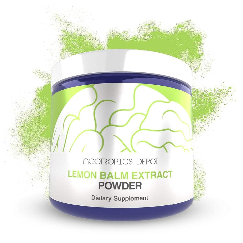 Lemon Balm Extract Powder 125 Grams Powder | Support Healthy Stress Levels | Enhance Mood, Focus and Sleep