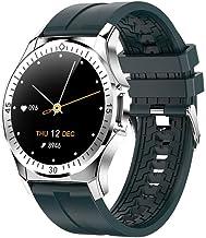 Smart Horloge ECG+PPG monitoring activiteit track horloge armband lichaamstemperatuur weersvoorspelling fitness tracker