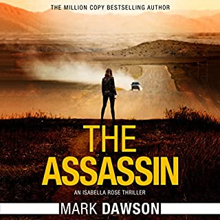 The Assassin                   By:                                                                                                                                 Mark Dawson                               Narrated by:                                                                                                                                 Napoleon Ryan                      Length: 10 hrs and 4 mins     125 ratings     Overall 4.4