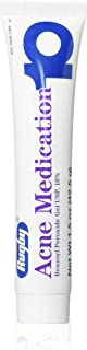 Benzoyl Peroxide 10% Generic for Oxy-10 Balance Acne Treatment Medication Maximum Strength Gel 1.5oz 6 PACK