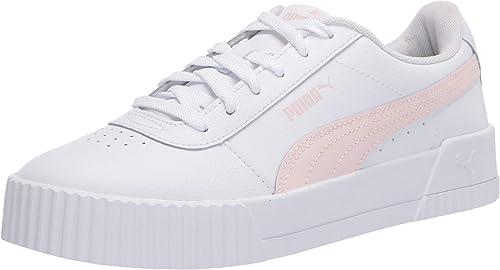 Puma Carina Chaussures de Sport pour Femme - - Eau de Rose Puma ...