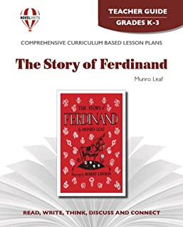 The Story of Ferdinand - Teacher Guide by Novel Units
