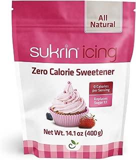 Sukrin Icing (Melis) - 400 G All Natural Powdered Sugar Substitute (1 Pack)