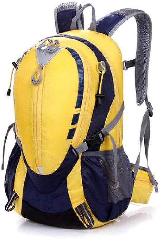 Betrothales Laptop Rucksack Rucksack Oxford Tuch Hohe Im Freien Atmungsaktive Sport Daypack Reise Wandern Camping Rucksack Bike Bag Schultasche Grün 453019Cm ( Farbe   Gelb , Größe   453019cm )