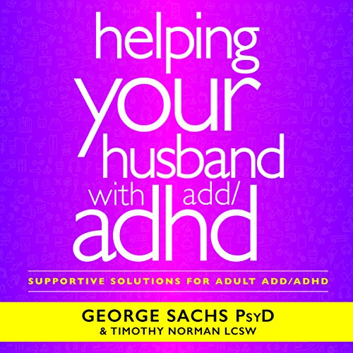 Helping Your Husband with ADHD audiobook cover art