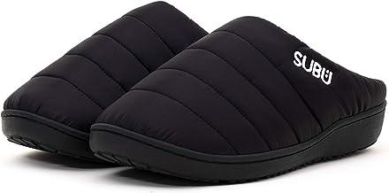 SUBU 2020 FW Fall/Winter Men's Women's Unisex Down Sandals, Uneven Uneven Cold Protection, 20 FW