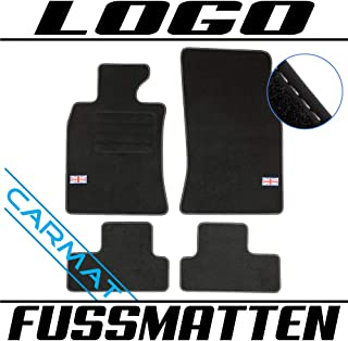 TEXER CARMAT Fussmatten mit Logo MN/R56Y06/L/B