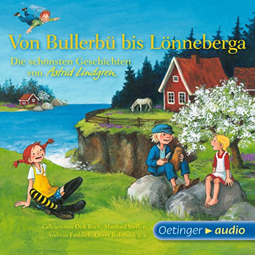 Von Bullerbü bis Lönneberga cover art