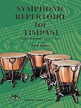 Symphonic Repertoire for Timpani: Mahler Symphonies No. 4-6