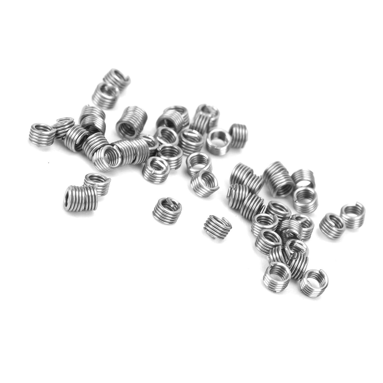 Brand new Insert Nut Durable 50Pcs Wire Superior Thread Nu Conversion Screw
