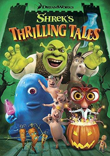 Shrek's Thrilling Tales [DVD]