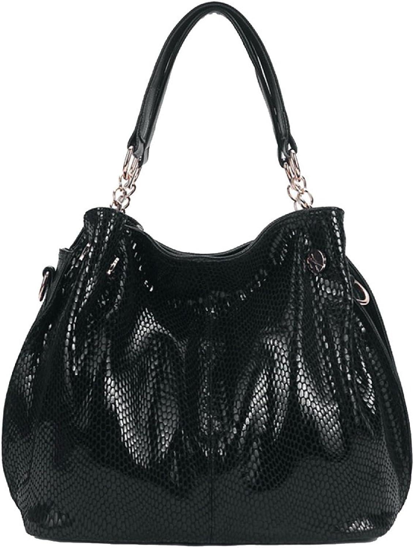 Damen Handtasche Mini Multi Pocket Mode Schlangenleder Sling Sling Sling Schulter Cross Bag B07C6GHQ7L  Modern 13c442