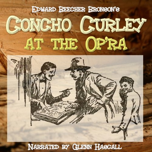 Concho Curly at the Op'ra cover art
