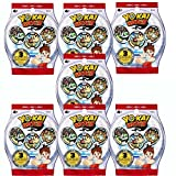 Yokai - Yo-Kai Watch PA. Pack de 7 Sobres.