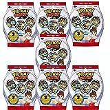 Yo-kai Watch Sachets de 3 médailles x7