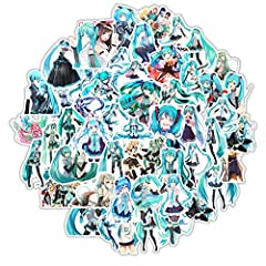 PERFECT Gift: Totally worth 50 pcs various and great quality stickers ,so cool. STICKERS - Size 3-6cm.Perfect to embellish Laptops, Trackpads, Keyboards, Backpacks, Skateboards, Luggage, Water Bottles, Scrapbooks, Mirrors, Notebooks, Journals, Cars, ...