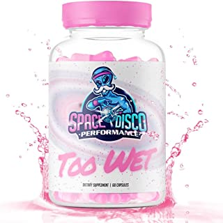 Too Wet Energy Supplement for Women | Mood Enhancer | Increase Energy, Vitality, Reduce Dryness & Balance Hormones | Proud...