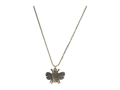 Kate Spade New York All Abuzz Bee Mini Pendant Necklace