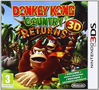 Donkey Kong Country Returns (B00BP5DLOG) | Amazon price tracker / tracking, Amazon price history charts, Amazon price watches, Amazon price drop alerts