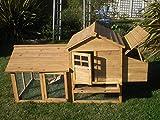 Poulailler Mascotte Bois pour 2 à 3 poules