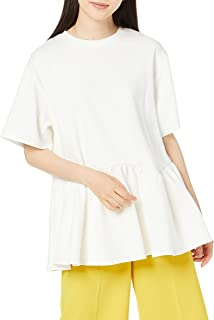 [スナイデル] ペプラムビッグTシャツ SWCT214027 レディース