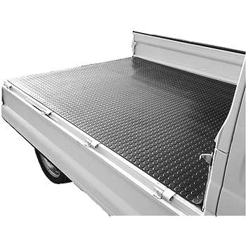 【荷台を傷から守る】軽トラック 荷台用 ゴムマット 5mm厚 1400×2010mm R-KT010