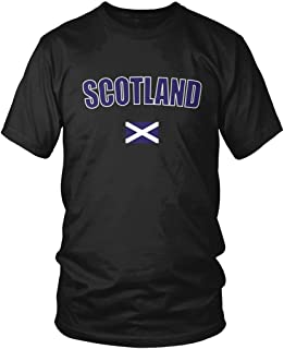 Scotland Country Flag Men's T-Shirt