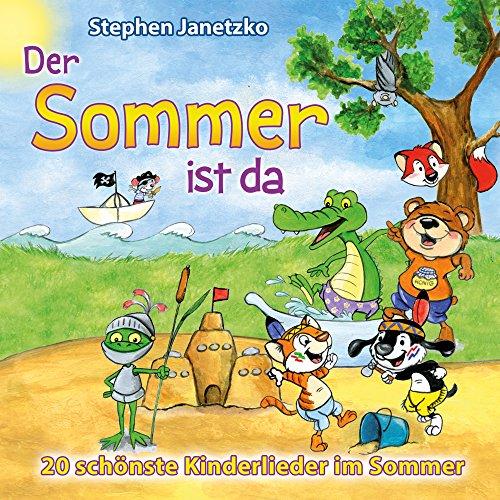 In unserm Kindergarten (Das Kindergarten-Lied)