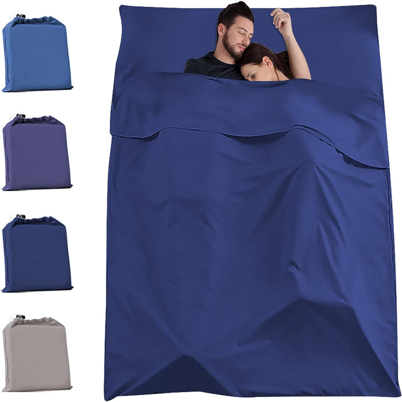 YAOGEG Sleeping Bag Max 66% OFF Ranking TOP17 Liner Traveling Lightweight Camping Sheets