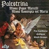 Palestrina: Missa Papae Marcelli/Missa Assumpta Est Maria