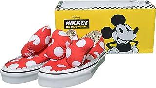 [バンズ] LADIES レディース (VN0A38ETUJ3) AUTHENTIC GORE (Disney) Minnie's Bow/True White オーセンティック ゴア ディズニー ミニー レディーススニーカー [並行輸入品]