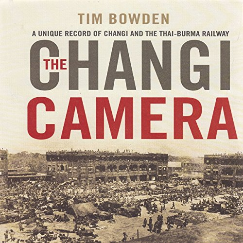 The Changi Camera audiobook cover art