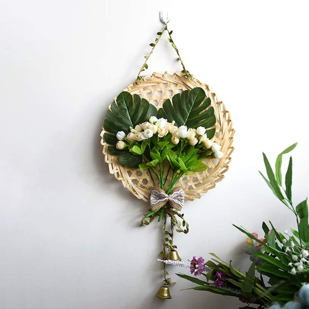 Details about  /6PCS Artificial Simulation Valley Spike Flower Bunch Wedding Party Home Decor