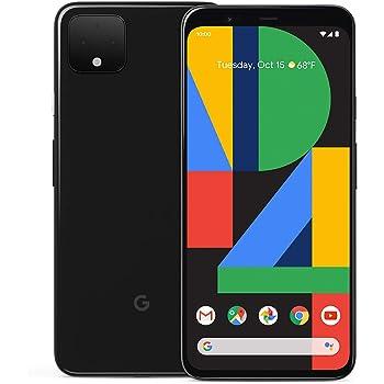 Google Pixel 4, 64GB Just Black (AT&T) (Renewed)