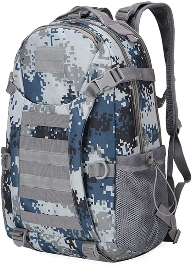 Mountainrsy Military Tactical Assault Pack Backpack Army 3D Waterproof Bug Out Bag Small Rucksack