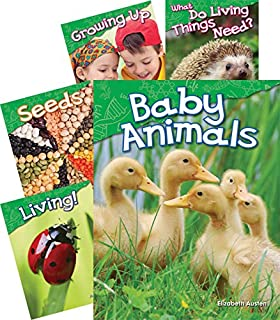 Life Science Grade K: 5-Book Set (Content and Literacy in Science)