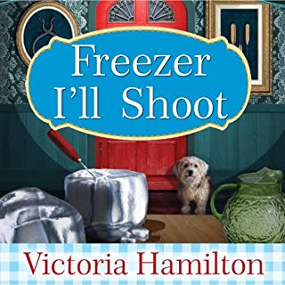 Freezer I'll Shoot audiobook cover art