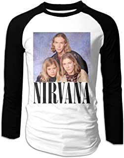 Best hanson nirvana baseball shirt Reviews