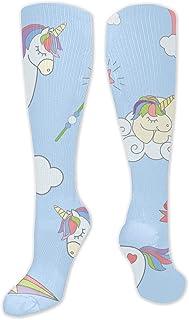 Dibujo digital de un Cocker Spaniel Art Athletic Unisex Classics Calcetines Sport Sock