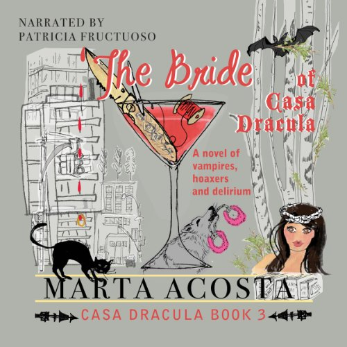 The Bride of Casa Dracula cover art