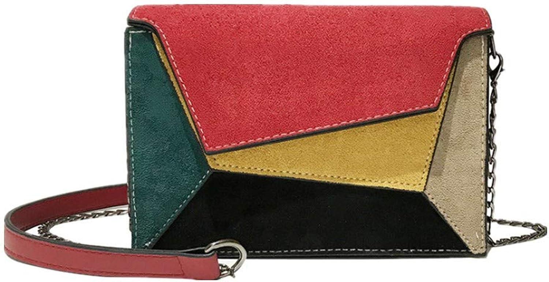 Damenmodische One-Shoulder-Handtasche Gules Handtasche B07LCN7XZX  Jahresendverkauf Jahresendverkauf Jahresendverkauf b8e955