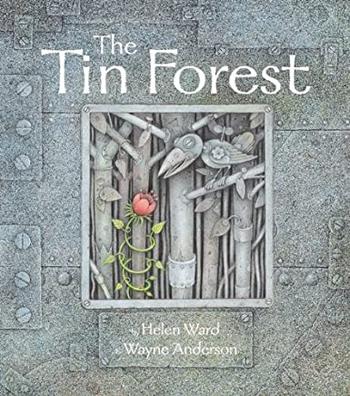 The Tin Forest by Helen Ward (Abridged, Audiobook, Box set) Paperback
